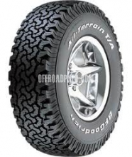 285/65 R18 125R BF Goodrich All-Terrain T / A KO